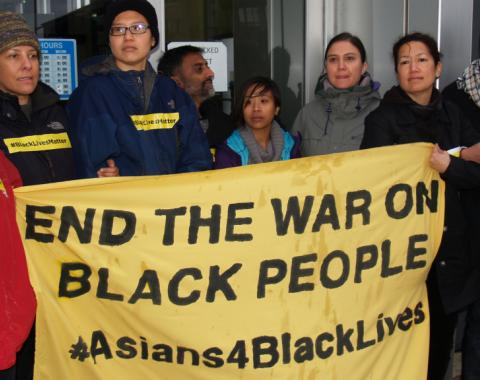 © Asians4BlackLives