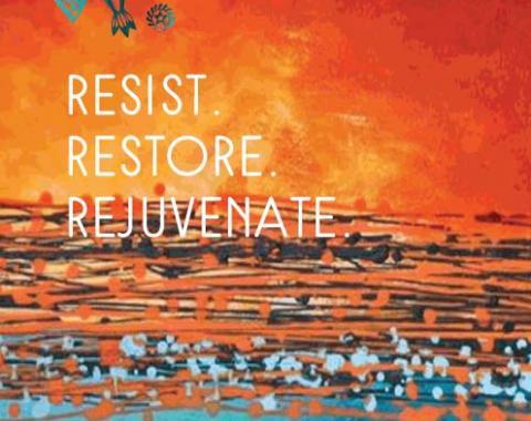 Resist, Restore, Rejuvenate cover art