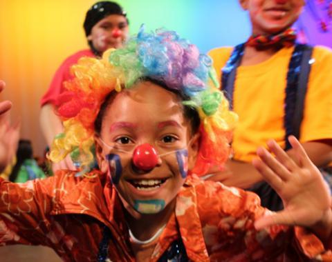 Prescott Circus Theater © Jarrel Phillips
