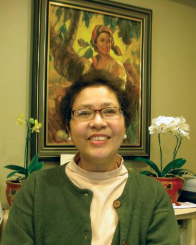 Marie Romero. Courtesy of Kanlaoan/anthropologist.wordpress.com.